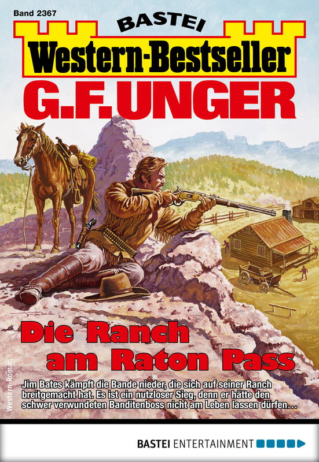Cover-Bild G. F. Unger Western-Bestseller 2367 - Western