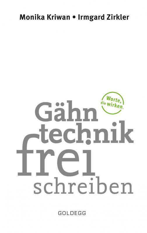 Cover-Bild Gähntechnikfrei