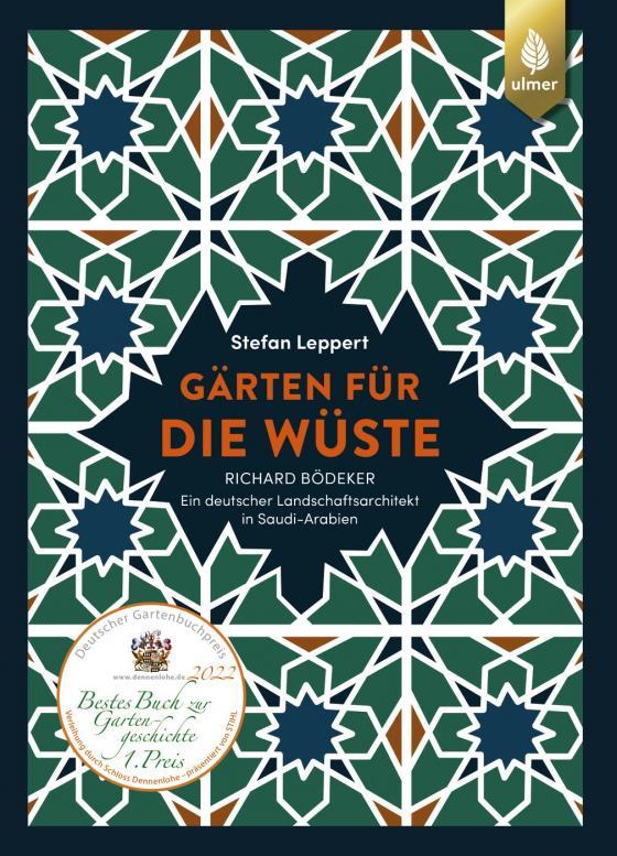 Cover-Bild Gärten für die Wüste