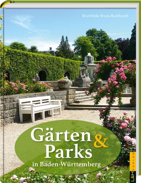 Cover-Bild Gärten und Parks in Baden-Württemberg