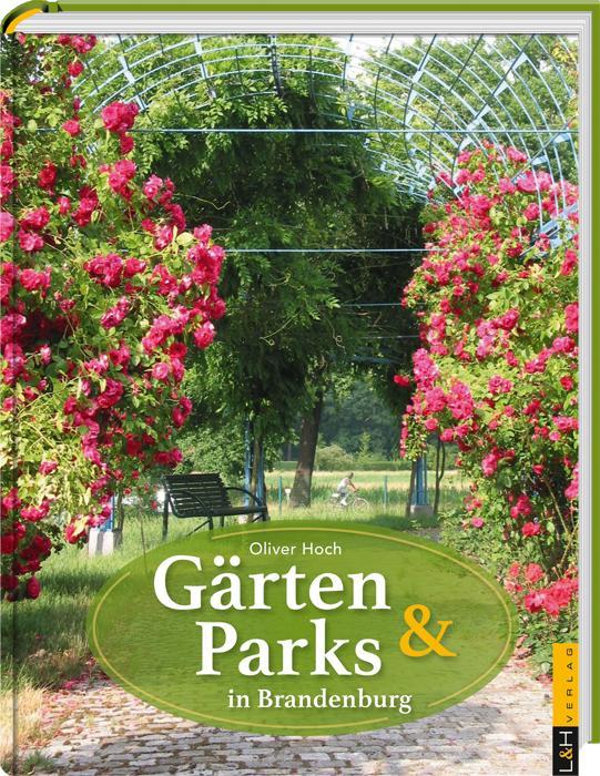 Cover-Bild Gärten und Parks in Brandenburg