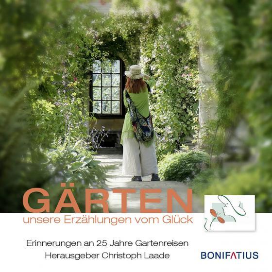 Cover-Bild Gärten unsere Erzählungen vom Glück