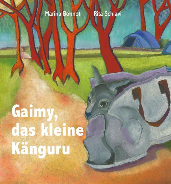 Cover-Bild Gaimy, das kleine Känguru