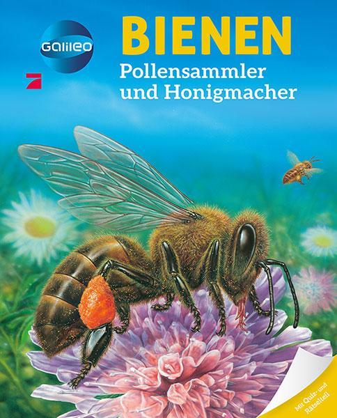 Cover-Bild Galileo Wissen: Bienen