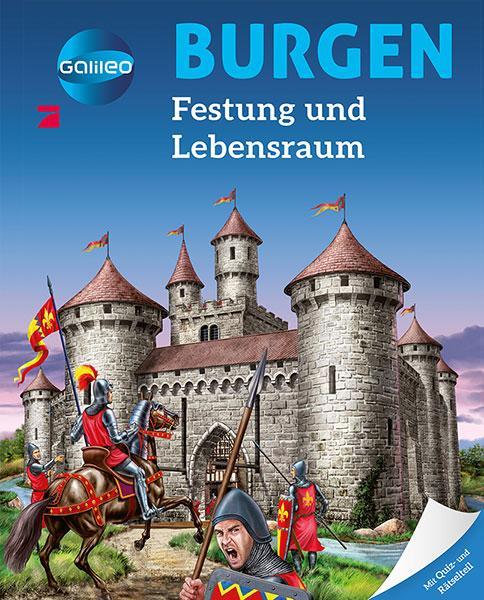 Cover-Bild Galileo Wissen: Burgen