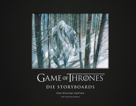 Cover-Bild Game of Thrones – Die Storyboards
