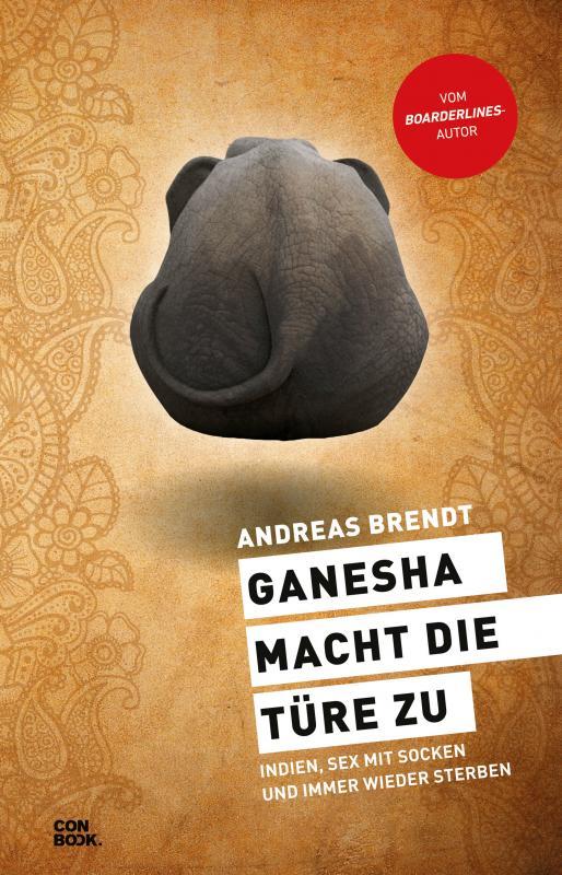 Cover-Bild Ganesha macht die Türe zu