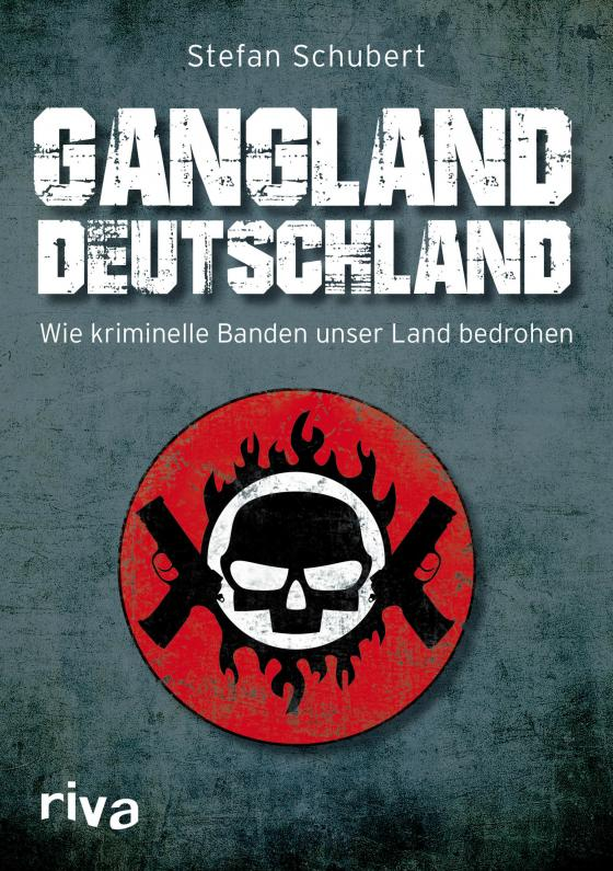 Cover-Bild Gangland Deutschland