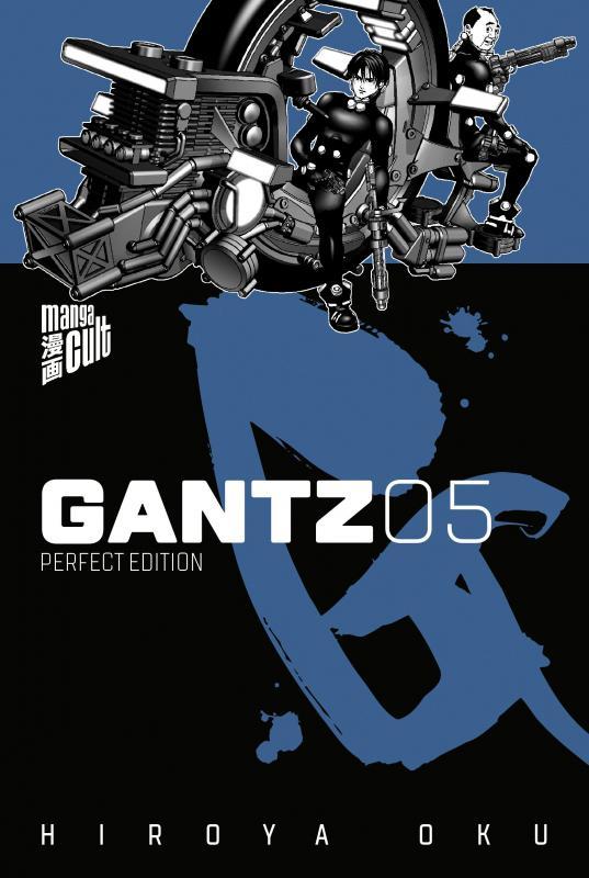 Cover-Bild Gantz 5