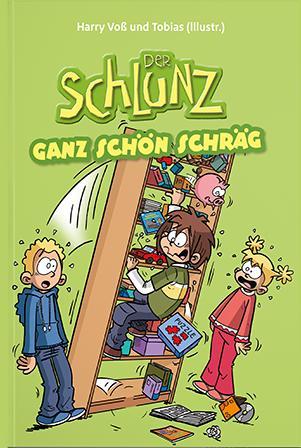 Cover-Bild Ganz schön schräg