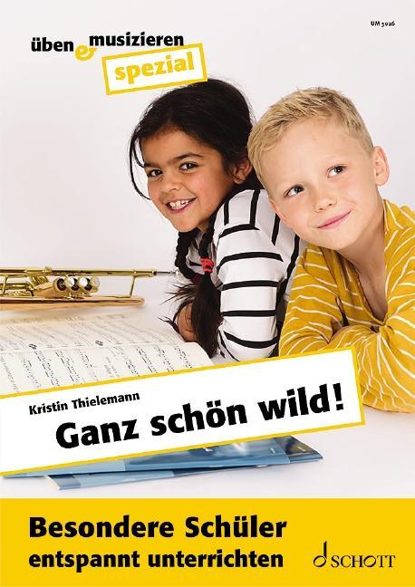 Cover-Bild Ganz schön wild!