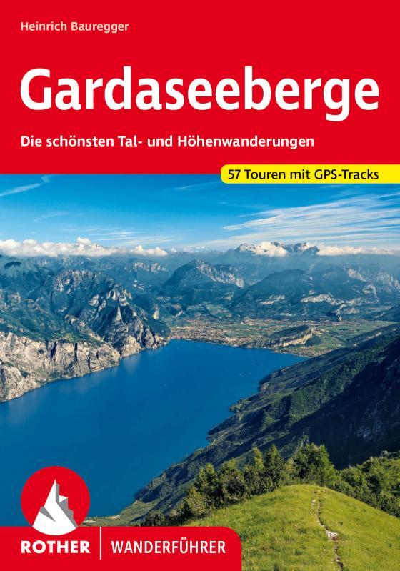 Cover-Bild Gardaseeberge
