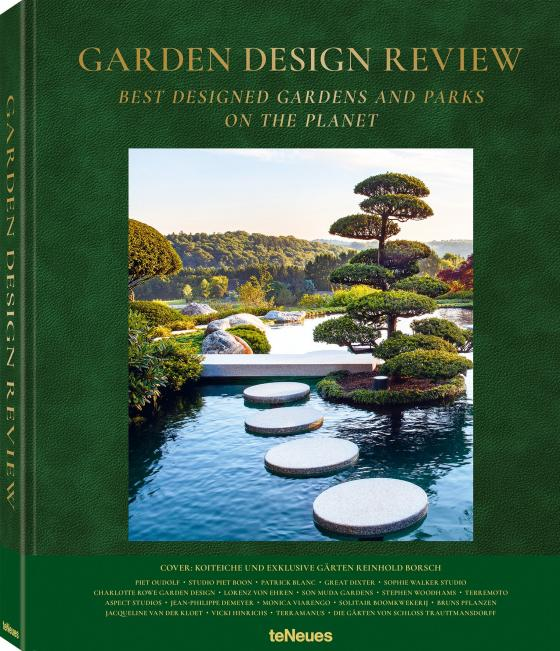 Cover-Bild Garden Design Review