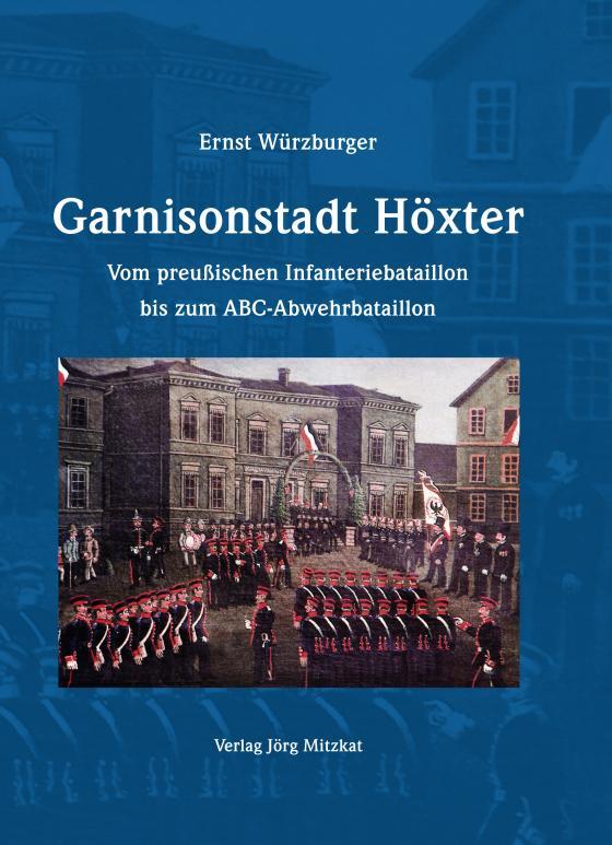 Cover-Bild Garnisonstadt Höxter