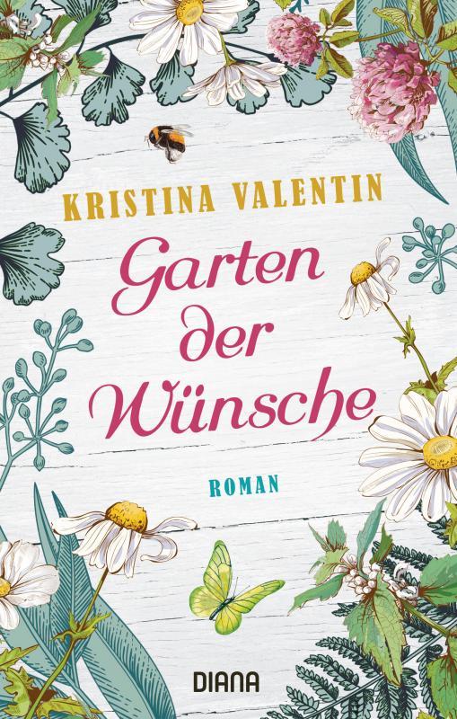 Cover-Bild Garten der Wünsche
