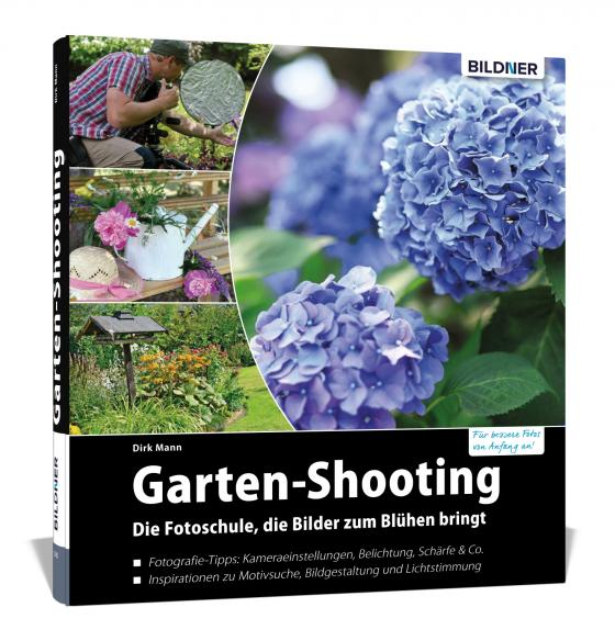 Cover-Bild Garten-Shooting