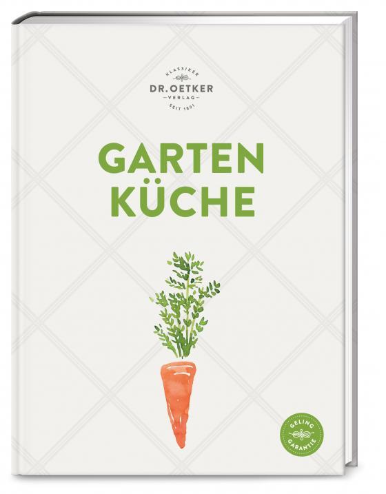 Cover-Bild Gartenküche