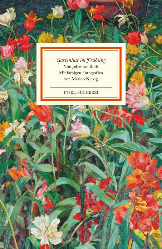 Cover-Bild Gartenlust im Frühling