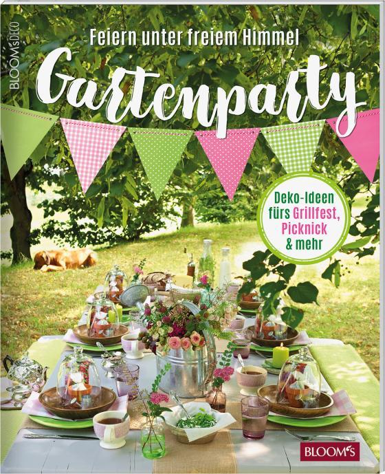 Cover-Bild Gartenparty
