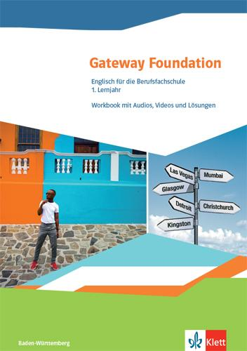 Cover-Bild Gateway Foundation. Englisch für die Berufsfachschule. Ausgabe Baden-Württemberg