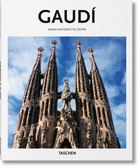 Cover-Bild Gaudí