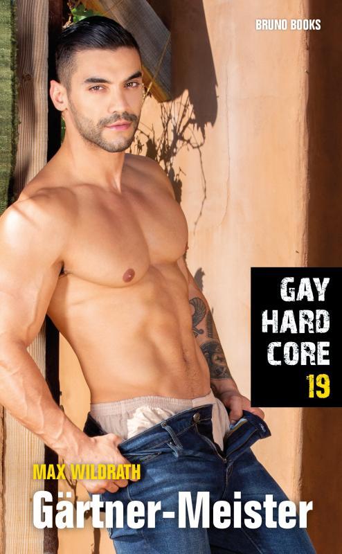Cover-Bild Gay Hardcore 19: Gärtner-Meister