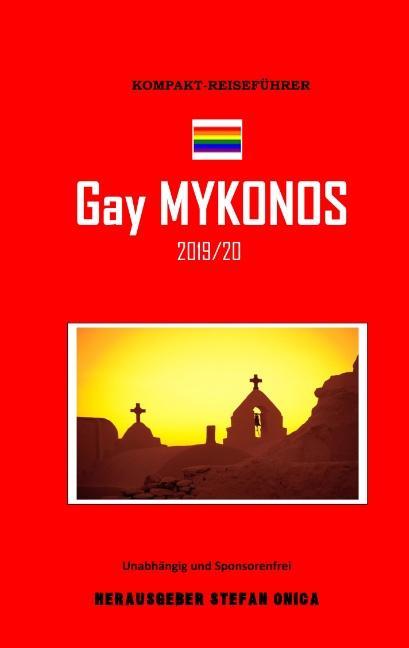 Cover-Bild Gay Mykonos 2019/20
