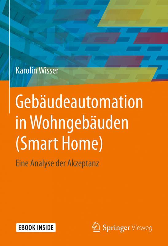 Cover-Bild Gebäudeautomation in Wohngebäuden (Smart Home)
