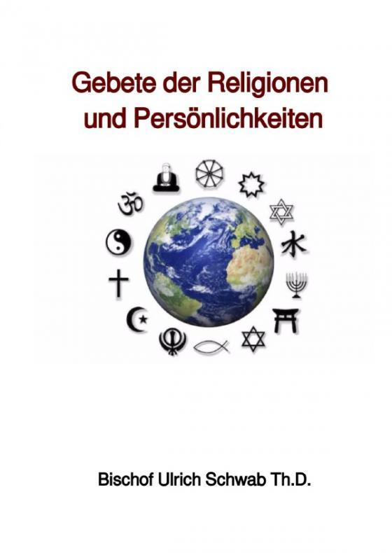 Cover-Bild Gebete der Religionen und Persönlichkeiten