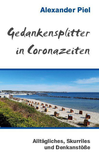 Cover-Bild Gedankensplitter in Coronazeiten