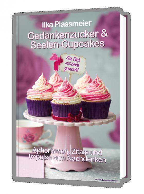 Cover-Bild Gedankenzucker und Seelen-Cupcakes