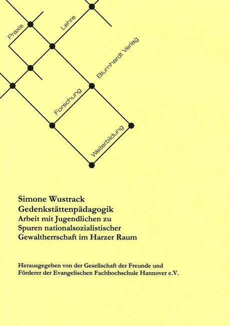 Cover-Bild Gedenkstättenpädagogik