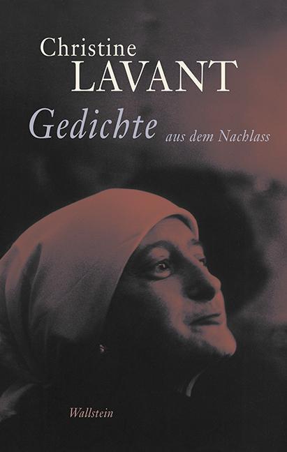 Cover-Bild Gedichte aus dem Nachlass