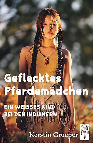 Cover-Bild Geflecktes Pferdemädchen