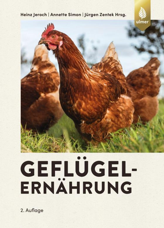 Cover-Bild Geflügelernährung