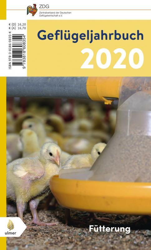 Cover-Bild Geflügeljahrbuch 2020