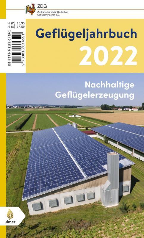 Cover-Bild Geflügeljahrbuch 2022