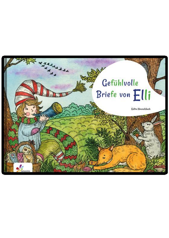 Cover-Bild Gefühlvolle Briefe von Elli • Silbierte Ausgabe