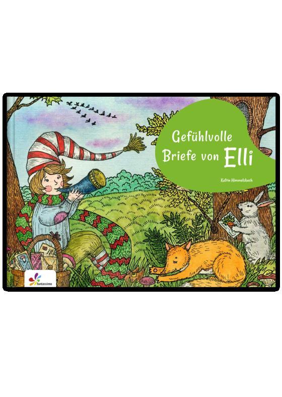 Cover-Bild Gefühlvolle Briefe von Elli
