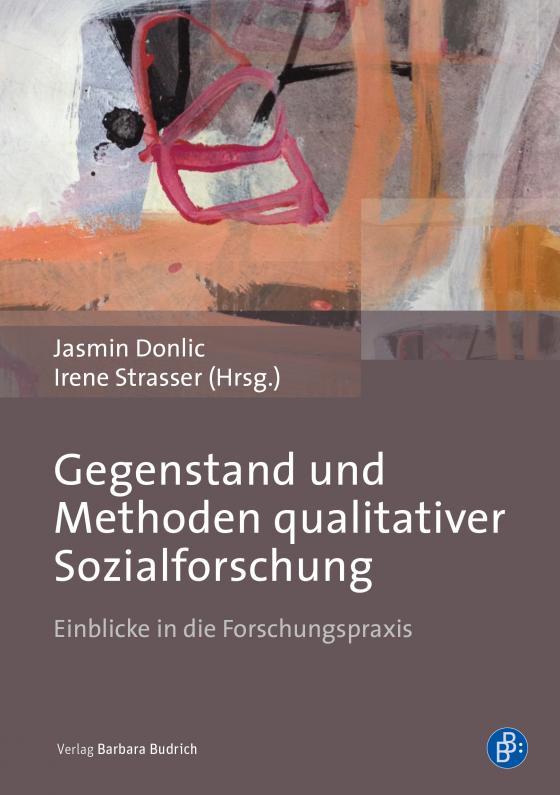 Cover-Bild Gegenstand und Methoden qualitativer Sozialforschung