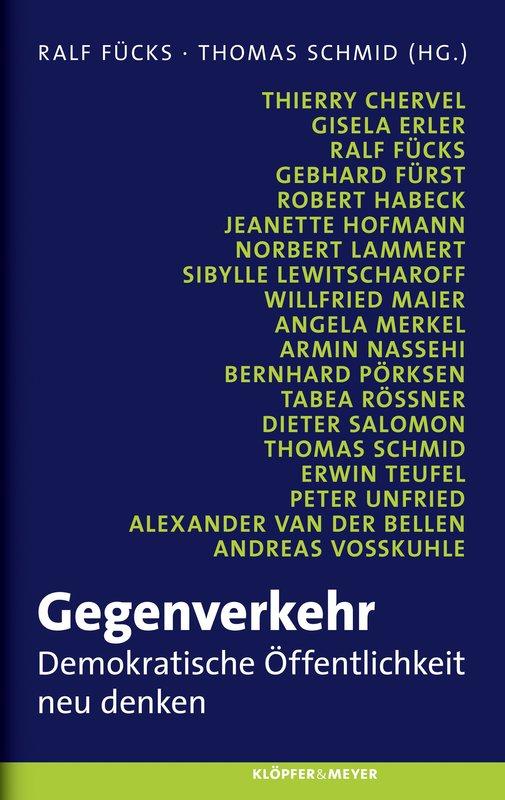 Cover-Bild Gegenverkehr