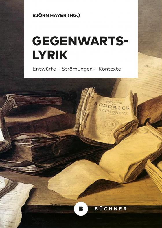 Cover-Bild Gegenwartslyrik