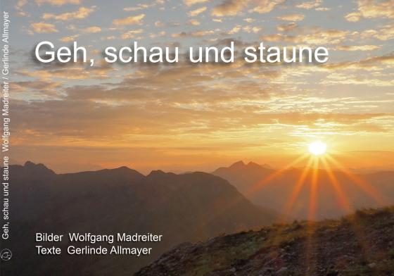 Cover-Bild Geh, schau und staune