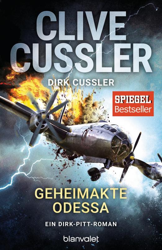 Cover-Bild Geheimakte Odessa