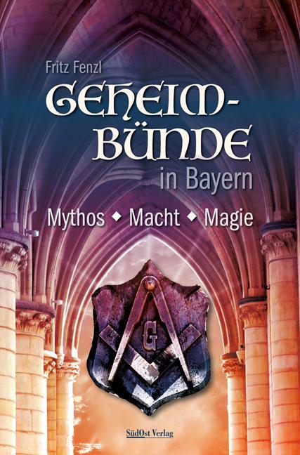 Cover-Bild Geheimbünde in Bayern