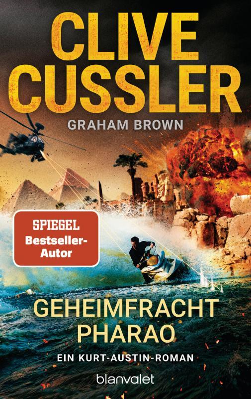 Cover-Bild Geheimfracht Pharao