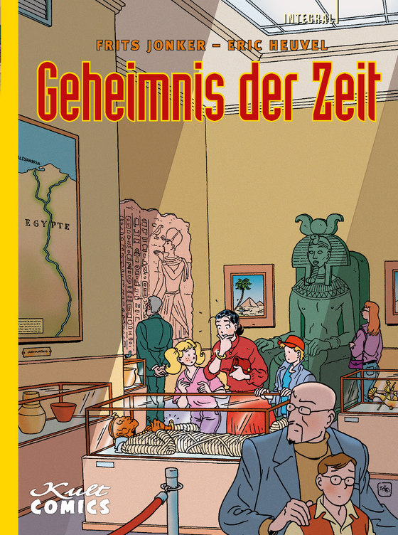 Cover-Bild Geheimnis der Zeit