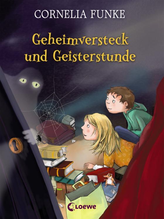Cover-Bild Geheimversteck und Geisterstunde