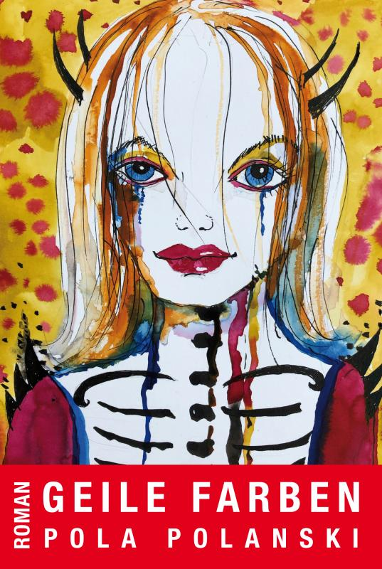 Cover-Bild Geile Farben