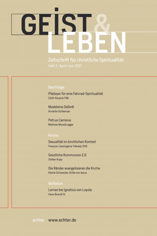 Cover-Bild Geist & Leben 2/2021